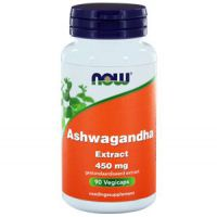 Ashwagandha Extract 450 mg NOW
