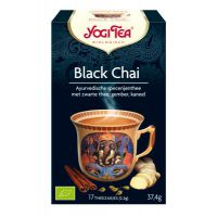 Black Chai Yogi Tea