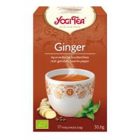 Ginger Yogi Tea