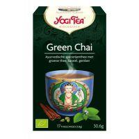 Green Chai Yogi Tea