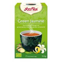 Green Jasmine Yogi Tea
