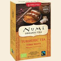 Turmeric Tea Three Roots Numi