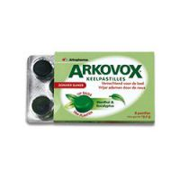 Arkovox Menthol-eucalyptus Arkopharma