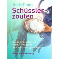 Actief met schusslerzouten - Margit Müller-Frahling