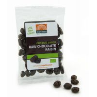 Bio Rozijnen Raw Choco Snack Mattisson