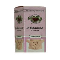 D-mannose Cranberry Berendruif capsules Herbapharm