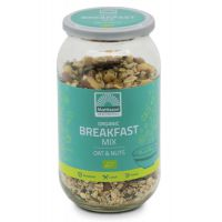 Organic Breakfast Mix Oat & Nuts Mattisson