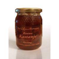 Rauwe Tamme Kastanje Wild Raw Honey