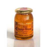 Sinaasappelbloesem Wild Raw Honey