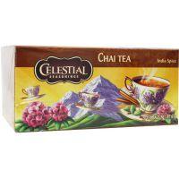 Chai tea Indian spice Celestial Seasonings