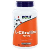 L-Citrulline 750 mg NOW