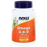 Omega 3-6-9 1000 mg Now