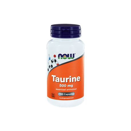 Taurine 500 mg Now