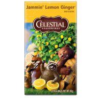 Jammin lemon ginger Celestial Seasonings