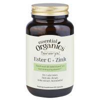 Ester C + zink puur voor jou Essential Organics