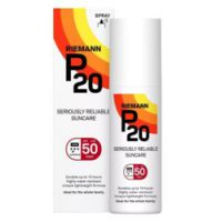 Zonnebrand SPF50 Spray P20