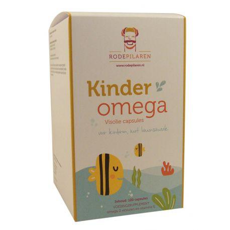 Kinder Omega Visolie Rode Pilaren