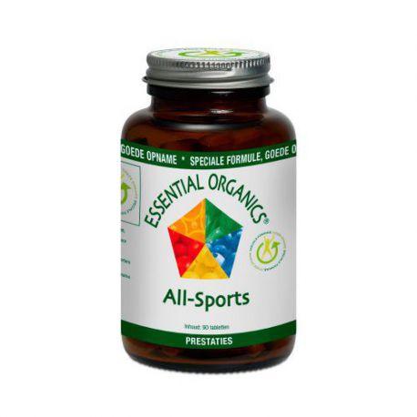 All-Sports Essential Organics