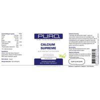 Calcium Supreme Puro