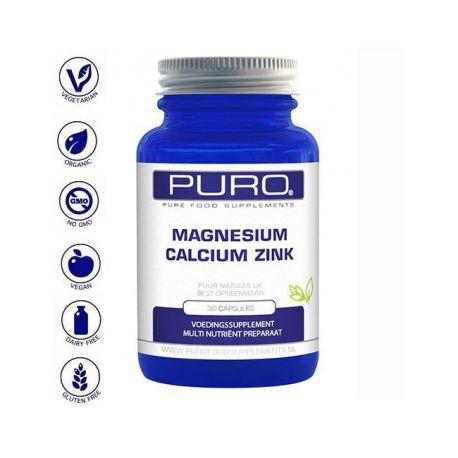 Magnesium Calcium Zink Puro