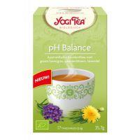 PH Balance Yogi Tea
