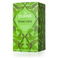 Three Mint thee Pukka