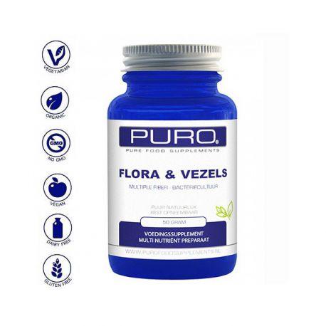 Flora & Vezels Poeder Puro