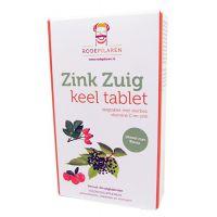 Zink Zuig keel tablet Rode Pilaren