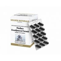 Vloeibare Groenlipmossel Formule Golden Naturals