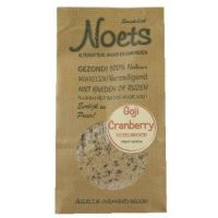 Goji-Cranberry Vezelbroodmix Noets
