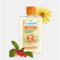 Gewrichten en Spieren Arnica/Wintergreen Massage Olie met 14 essentiële oliën Pureessentiel