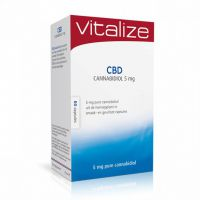 CBD Cannabidiol 5 mg Vitalize