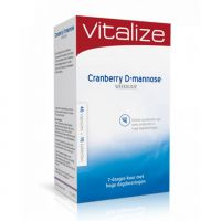 Cranberry D-mannose Weekkuur Vitalize