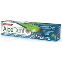 Aloe Vera Anti-Staining Smokers Tandpasta AloeDent
