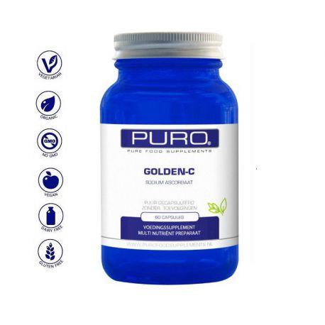 Golden C capsules Puro