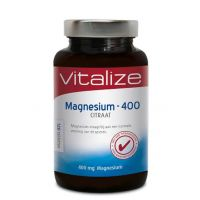 Magnesium - 400 citraat Vitalize