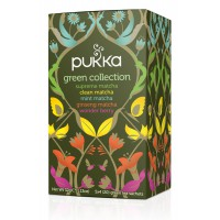 Green collection Thee Pukka