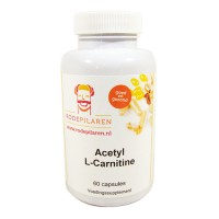 Acetyl L-Carnitine Rode Pilaren