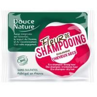 Shampoo droog haar zeep Douce Nature