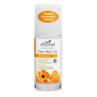 Deo Roll On Bio Calendula Alviana