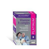 Vitamine B complex Mannavital