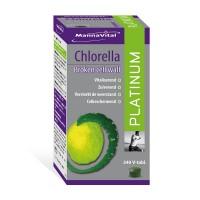Chlorella Platinum Mannavital