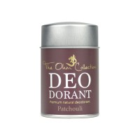 Patchouli Deodorant poeder The Ohm