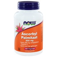 Ascorbyl Palmitaat 500 mg NOW