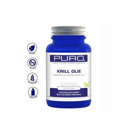 Krill Olie Puro