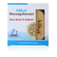 Alka Massageborstel