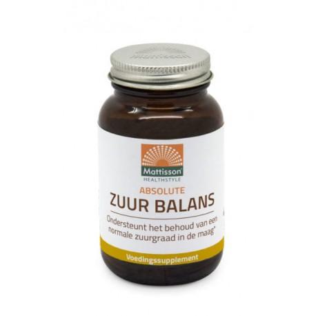 Absolute Zuur Balans Rode Zeealg Mattisson