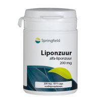 Alfa-liponzuur 200 mg Springfield