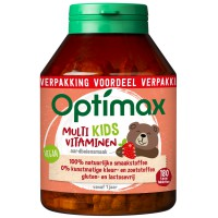 Kinder multi aardbei Optimax