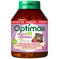 Kids Multivitaminen Extra Optimax